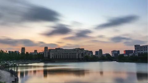 【新时代新气象新作为】宜居宜业宜创,用镜头里记录新江湾城巨变