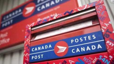 加拿大圣诞节前邮政600万件包裹积压