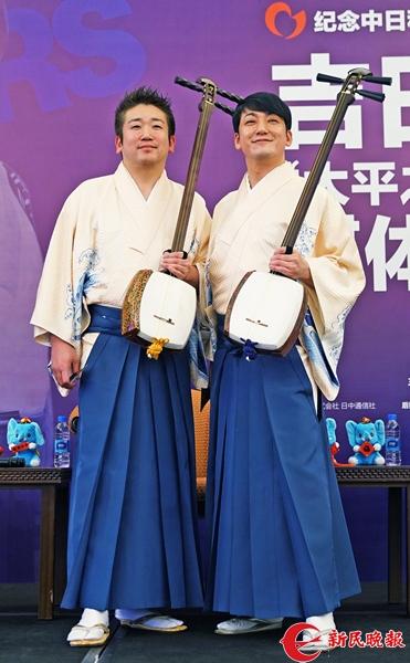 吉田兄弟昨出现在上海媒体见面会上-郭新洋_副本.jpg