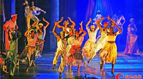 满满古巴风情的音乐剧《古巴卡门》,观赏前不做功课可不行!