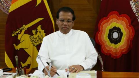 斯里兰卡最高法院:总统解散议会的决定违宪