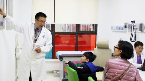 明年全国将再建1000个儿童哮喘标准化门诊
