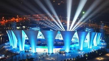 文广携手久事打造体育娱乐综合体 去东体中心品文化盛宴