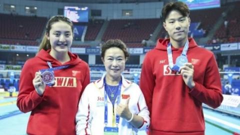 孩子好样 妈妈更棒 听金牌教练叶瑾讲过去的故事