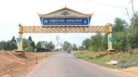 柬埔寨沿海旅游受外国游客热捧
