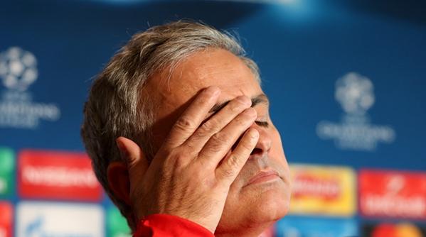 """""""狂人""""不再狂,这次离开,穆里尼奥丢掉的是一种抗争"""