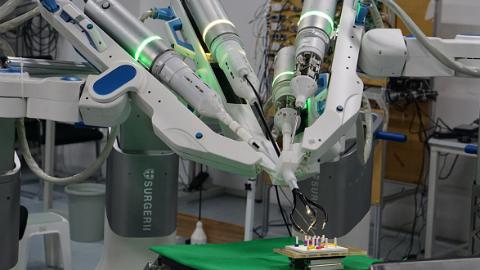 喉部微创、胃肠道精准无创诊查,上海交大医疗机器人正在落地转化!