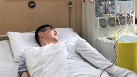 24岁药剂师捐造血干细胞救人,为上海市第420例