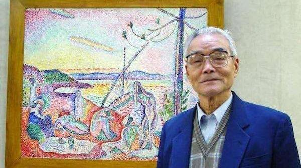 97岁离世前,他曾为我们讲述与徐悲鸿、林风眠、吴大羽的故事……