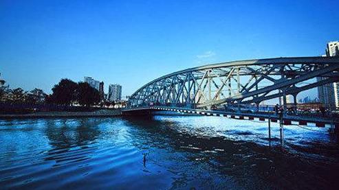 苏州河:连着故乡,静望大海