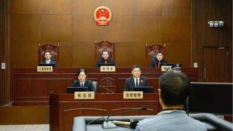 """上海一中院:科技助力资深法官""""传帮带"""",让青年法官成长快"""