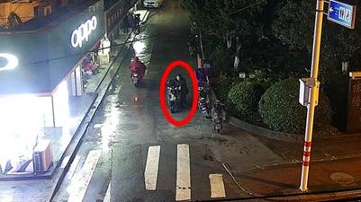 青浦8万电动车主加装防盗标签 车子找回来窃贼露行踪