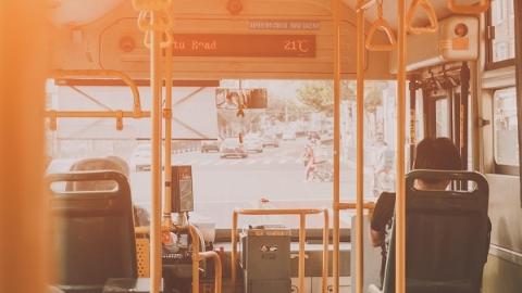 公交455路、1022路明起缩线调整