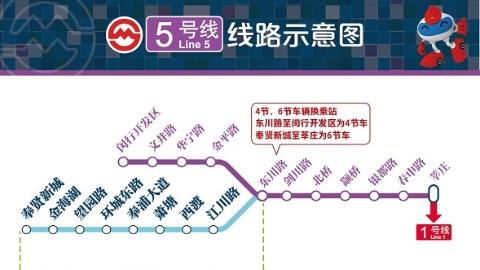 5号线南延伸、13号线二、三期12月30日通车试运营