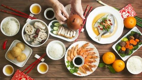 阿拉斯加帝王蟹和大理野菌子都上家宴清单?土洋结合成年货新趋势