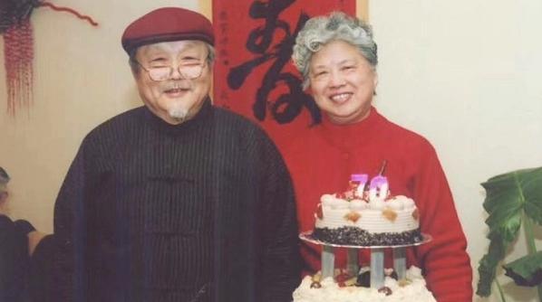 张慰军:一流夫妻