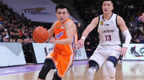 """厉害了!上海男篮一群""""菜鸟""""差点掀翻上届联赛冠军"""