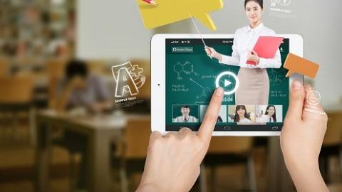 """""""互联网+""""涌现继续教育新模式:在线答疑、直播辅导、网上考试"""