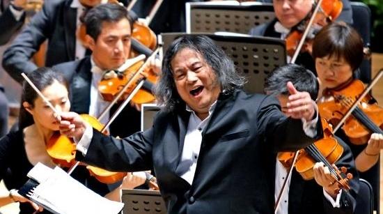 """汤沐海成中国上海国际艺术节首位驻节指挥家:难忘""""上海情结"""""""