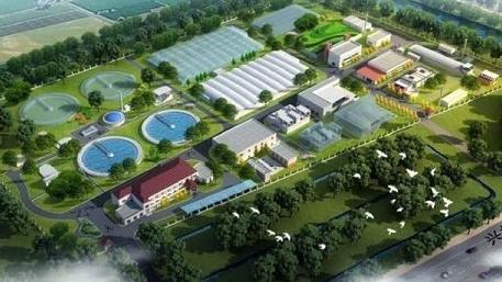 长兴岛污水处理厂一期提标改造完成 全线通水