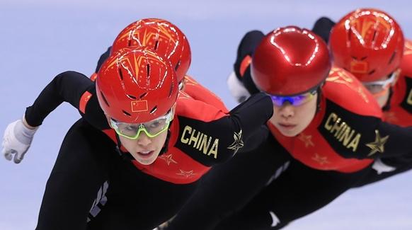 平昌冬奥会|中国短道速滑队昨训练首秀,比赛看点逐个数