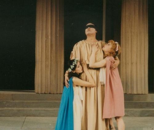 1986年在希腊演出的《俄狄浦斯王》.jpg