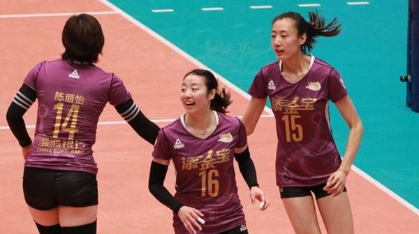 天津女排引入日本二传教练,盼重找回国内霸主地位
