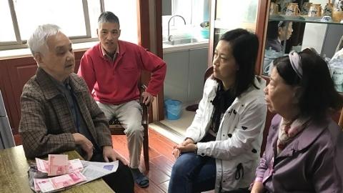 """社区新发现   佳翔苑:民间协调小组威信高,""""老娘舅""""解矛盾"""