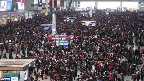 爱申活 暖心春 | 春运高峰本周末到来 虹桥枢纽高铁、机场、长途客运和地铁全方位应对