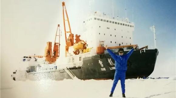 专访前南极长城站站长徐宁:极地科考寂寞、危险但也有趣、光荣