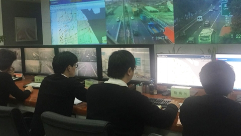 """浦东新区公路署:借助""""互联网+"""" 让回家的路更顺畅"""