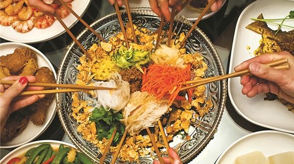 春节,肉类不能再唱主角了!营养学教授教你怎么吃年夜饭