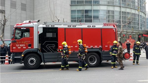 市消防局公开招聘600名政府专职消防员
