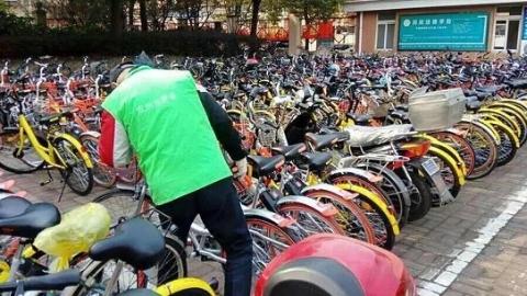 社区新发现 | 开鲁新村:多方治理单车乱停放 搬走不如骑走