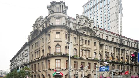 传承红色基因 | 老上海宾馆饭店暗藏接头地点