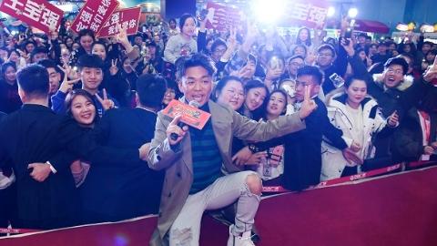 中国电影单日票房13.18亿元 票房刷新全球单一市场单日票房纪录