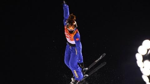 自由式滑雪空中技巧 中国选手为何能屡屡夺牌?