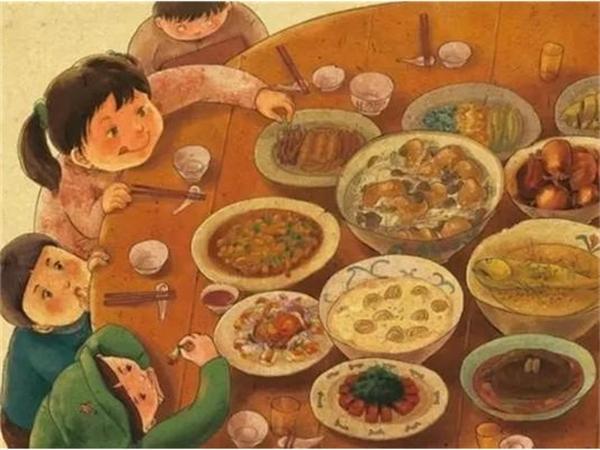 十日谈 | 外婆家的年夜饭