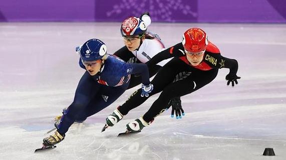 冬奥会今晚短道速滑女子接力 中国再次迎来冲金点