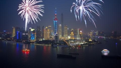 2018新年俗报告:在外就餐和抢红包数量上海均列全国第一