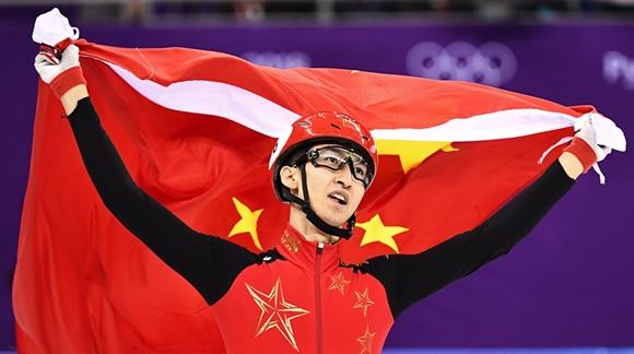 武大靖:中国男子短道速滑第一人