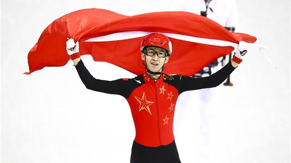 武大靖:从第11人到第1人,从女队陪练到奥运冠军!