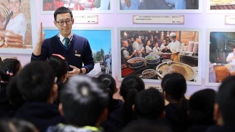 """开学第一课!在上海科技馆体验不知道的""""丝路"""""""