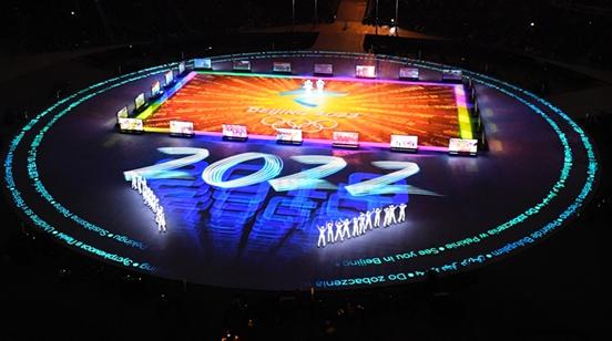 """""""八分钟""""展新时代新风采!2022,北京欢迎你"""