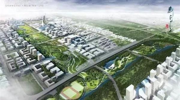 普陀今年拟新建这些绿地、绿道,有你家门口的吗?