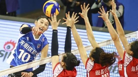 上海女排今晚再战江苏,且看谁能拿到赛点?