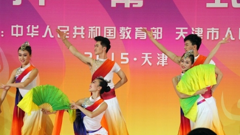 全国第五届大学生艺术展演活动4月在沪举行