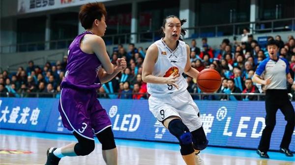 上海女篮遭北京横扫,无缘WCBA总决赛