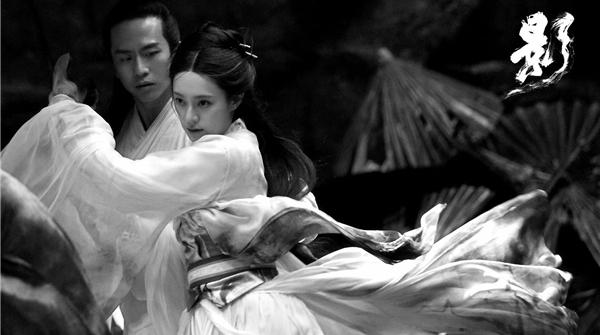 张艺谋新片《影》定档暑期,以水墨画风展中国之美
