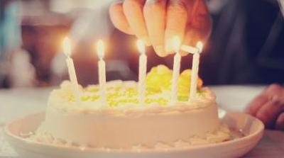 一个人的生日